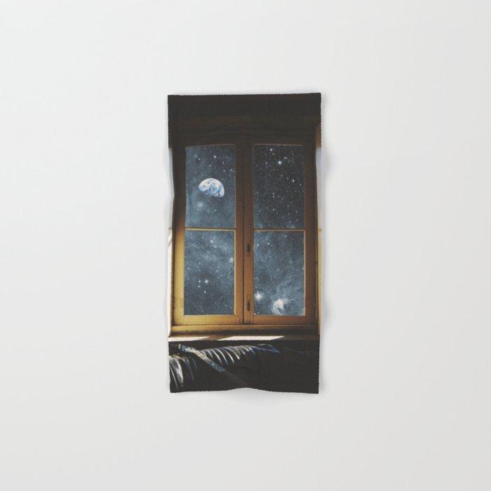 WINDOW TO THE UNIVERSE Hand & Bath Towel