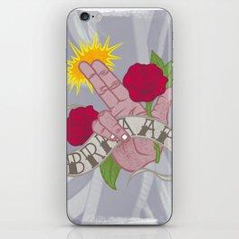 Brrrrrrrap! iPhone Skin