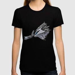 Ninja zx6r httyd dragon T-shirt