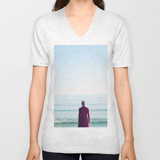 This Sense Of Infinity. Unisex V-Neck
