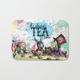 Alice in Wonderland - Tea Time Bath Mat