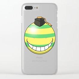 Koro Sensei (confident Clear iPhone Case