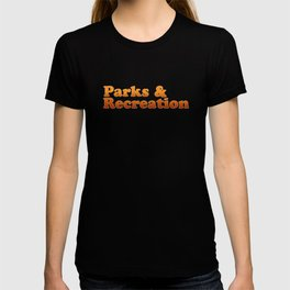 Parks and Rec Retro T-shirt
