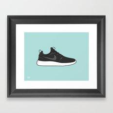 Roshe Two Framed Art Print