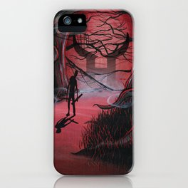 HEMI - Undivided Intentions iPhone Case