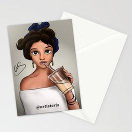 Batido Selena Stationery Cards