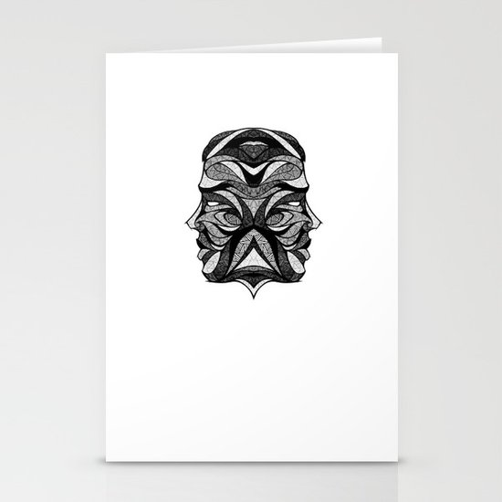 Signs of the Zodiac - Gemini Stationery Cards