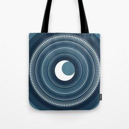 Moon Universe Tote Bag