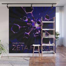 Zeta Force artwork Wall Mural