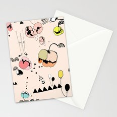 Poppies Print Stationery Cards
