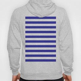 Stripes (Navy & White Pattern) Hoody