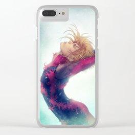 Yuri Plisetsky Clear iPhone Case