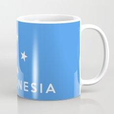 flag of Micronesia Mug