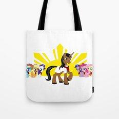 Andres Ponyfacio Tote Bag