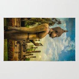 Sukhothai Buddha Rug