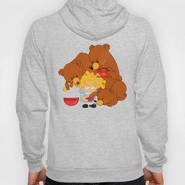 Goldilocks and the Three Bears Hoody