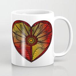 Spyro Heart on White Coffee Mug