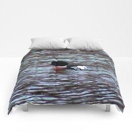 Crazy Bird Comforters