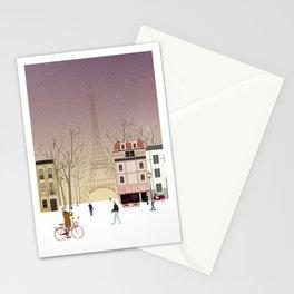 the Parisian way of life Stationery Cards