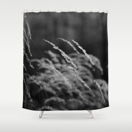 For my Grandmother Shower Curtain