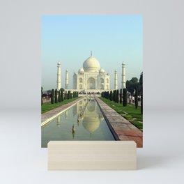INDIA - The Taj Mahal Mini Art Print