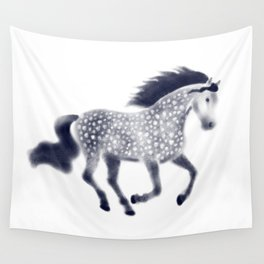 Dapple horse Wall Tapestry