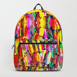 New Watermelon Sugarcane Pattern Backpack