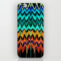 african iPhone & iPod Skins featuring African Essence by Holly Sharpe