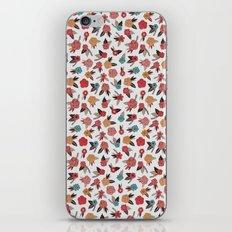 Pop Flower Belt iPhone Skin