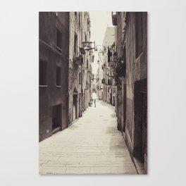 Espanyol Canvas Print