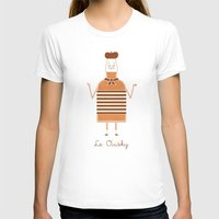 whisky T-shirts featuring Le Ouisky by Teo Zirinis