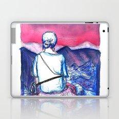Tati at Machu Picchu Laptop & iPad Skin