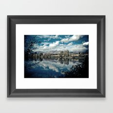 Capo d'Acqua (Italy) Framed Art Print