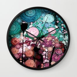 :: On Top Of World, Hey! :: Wall Clock