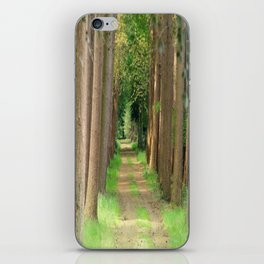 WALK iPhone Skin