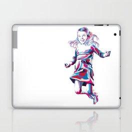Little Girl Laptop & iPad Skin
