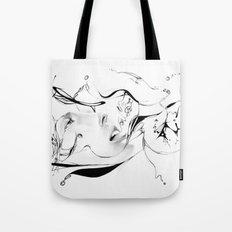 Line 2 Tote Bag