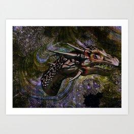 Jurassic Park is now Open ! Art Print
