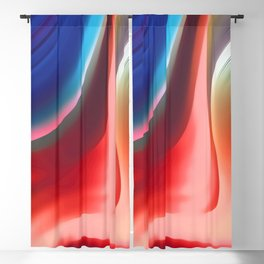 Sunset Series: Abstract 14 Blackout Curtain