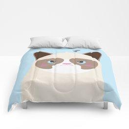 Grumpy Cat Comforters