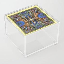 MADRONA TREE MANDALA Acrylic Box