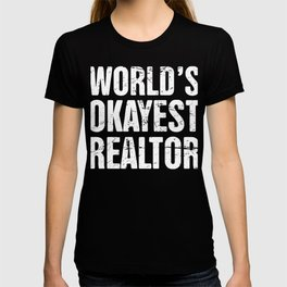 Funny Realtor Design T-shirt