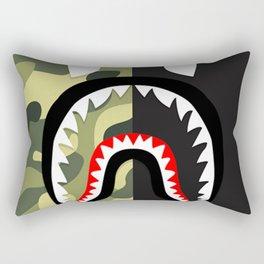 Bape Shark Rectangular Pillow