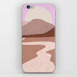 Desert Imagination iPhone Skin