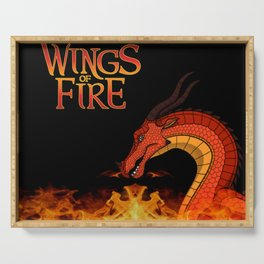 Wings of Fire Peril Serving Tray