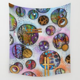 Original Abstract - The Markie Wall Tapestry