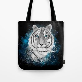 Tiger, don't stop...BE strong Tote Bag