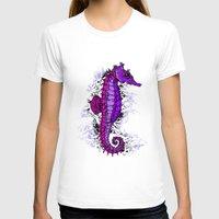 sea horse T-shirts featuring sea horse by Natasha79