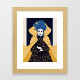 Belle Nakano Framed Art Print