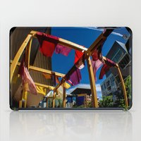 fabric iPad Cases featuring Fabric by Michelle Chavez